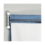 Handtuchhalter schwenkbar 3-armig